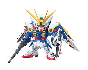 Gundam SD BB Model Kit: #366 Wing Gundam EW