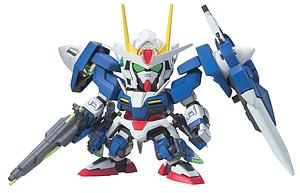 Gundam SD BB Model Kit: #368 00 Gundam Seven Sword/G