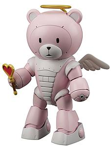 Gundam High Grade Build Fighters 1/144 Scale Model Kit: #048 Beargguy P (Pretty)