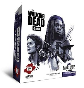 The Walking Dead: No Sanctuary Killer Within
