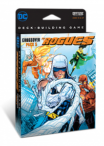 DC Comics Deck-Building Game: Crossover Pack 5 - The Rogues