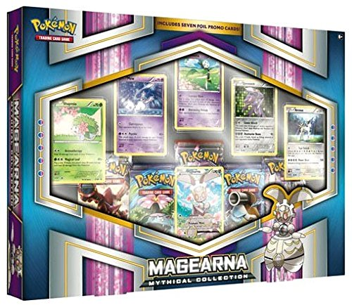 Pokemon Trading Card Game: Volcanion / Magearna Mythical Collection Magearna