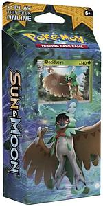 Pokemon Trading Card Game Sun & Moon Theme Deck: Forest Shadow