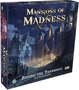 Mansions of Madness: Second Edition - Beyond the Threshold