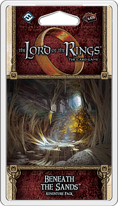 The Lord of the Rings: The Card Game - Beneath the Sands