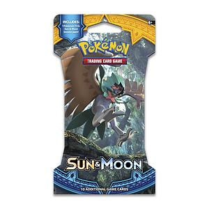 Pokemon Trading Card Game: Sun & Moon #1 Sleeved Booster Pack