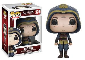 Pop! Movies Assassin's Creed Vinyl Figure Maria #376 (Vaulted)