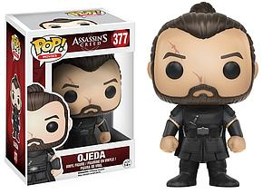 Pop! Movies Assassin's Creed Vinyl Figure Ojeda #377 (Vaulted)