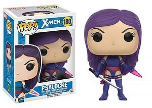 Pop! Marvel X-Men Vinyl Figure Psylocke #180