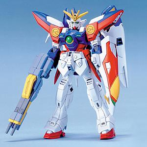 Gundam 1/144 Scale Model Kit: Wing Gundam Zero