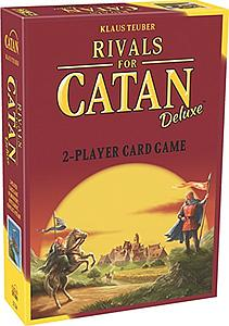 Catan: The Rivals for Catan Deluxe