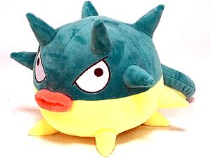 "Pokemon Plush Qwilfish (12"")"
