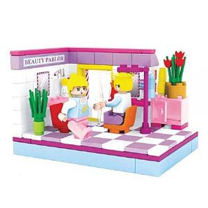 Brictek Fairyland Set: Beauty Parlor