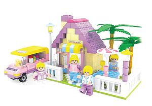 Brictek Fairyland Set: Clubhouse