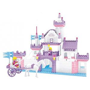 Brictek Fairyland Set: Swan Castle
