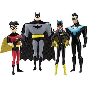 The New Batman Adventures: Masked Heroes Set