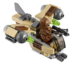 Star Wars Microfighters Series 3: Wookiee Gunship