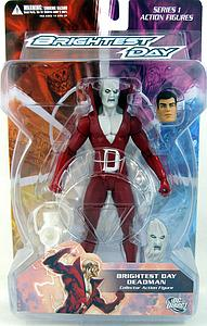 "DC Direct Brightest Day Green Lantern 6"" Series 1 Deadman"