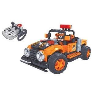 Brictek Winner Set: Off-Road Truck (Remote Controlled)
