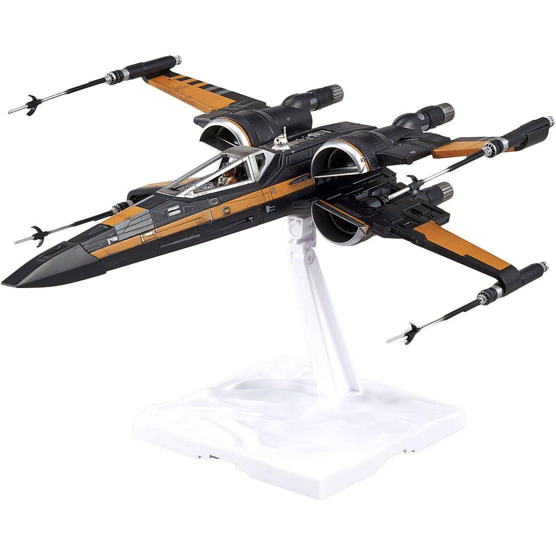Poe S X Wing In Midi Scale