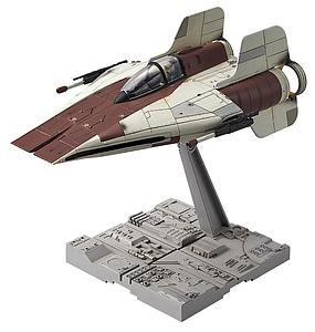 Star Wars 1/72 Scale Model Kit: A-Wing Starfighter