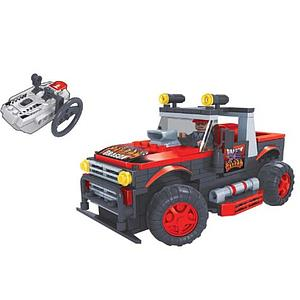 Brictek Winner Set: Dragon Gallop Truck (Remote Controlled)