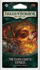 Arkham Horror: The Card Game - The Essex County Express