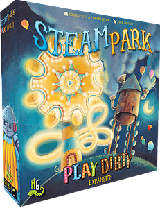 Steam Park: Play Dirty Expansion