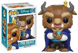 Pop! Disney Beauty & the Beast Vinyl Figure The Beast #239