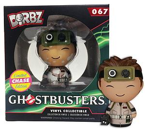 Dorbz Ghostbusters Ray Stantz (Marshmallow) #067 Chase