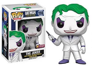 Pop! Heroes Batman The Dark Knight Returns Vinyl Figure The Joker #116 PX Previews Exclusive