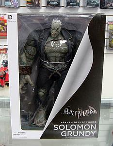 DC Collectibles Batman Arkham City Deluxe: Solomon Grundy