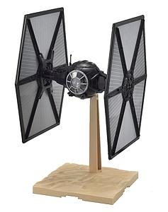 Star Wars 1/72 Scale Model Kit: First Order TIE Fighter