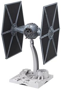 Star Wars 1/72 Scale Model Kit: TIE Fighter
