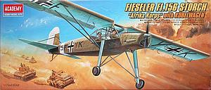 "Fi 156 Storch ""Afrika Korps"" with Kubelwagen"