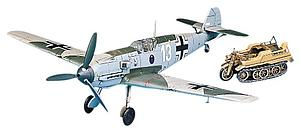 "Messerschmitt Bf109E-3/4 ""Heinz Bar"" with Kettenkrad"