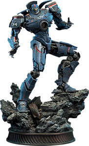 "Sideshow Pacific Rim (2013) 20"" Scale Statue: Gipsy Danger"