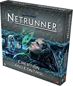 Android: Netrunner - Creation & Control