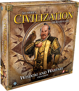 Civilization: The Board Game - Wisdom and Warfare Expansion
