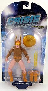 "DC Direct Crisis on Infinite Earths Crisis 6"" Series 3 Qward Weaponer"