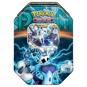 Pokemon Trading Card Game Best of Tins: Thundurus EX