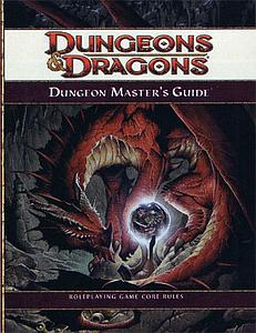 Dungeons & Dragon's Dungeon Master's Guide: 4th Edition Roleplaying Game Core Rules