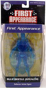 DC Direct First Appearance 6 Inch Series 4 Blue Beetle
