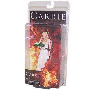 Carrie 6 Inch: Carrie (White Dress)