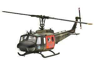 "Revell Germany 1:72 Scale Helicopter Model Kit Bell UH-1D ""Sar"" (04444)"