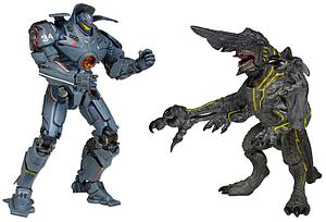"Pacific Rim 7"" Series 1: Gipsy Danger & Knifehead Kaiju Box Set"