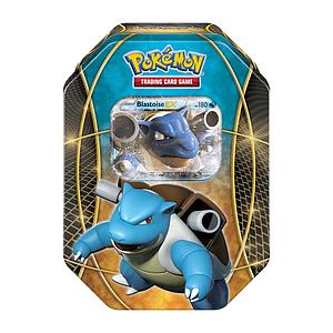 Pokemon Trading Card Game: Best of EX Tin Fall 2016 - Blastoise EX