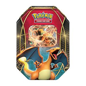 Pokemon Trading Card Game: Best of EX Tin Fall 2016 - Charizard EX
