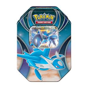 Pokemon Trading Card Game: Best of EX Tin Fall 2016 - Latios EX