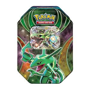 Pokemon Trading Card Game: Best of EX Tin Fall 2016 - Rayquaza EX